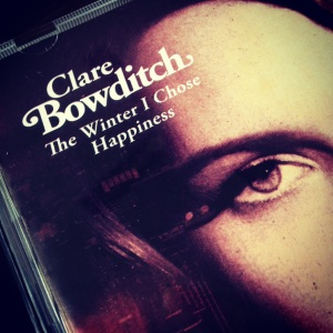 Clare Bowditch CD